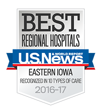 Regionally Ranked Hospital