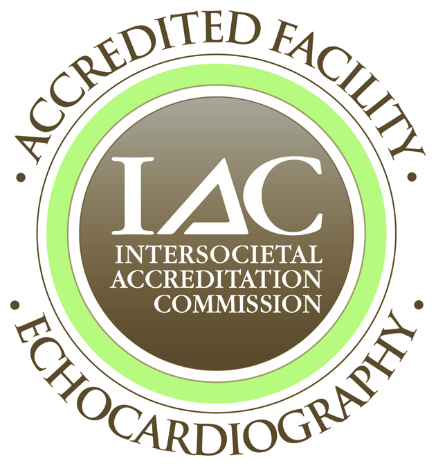 Intersocietal Accreditation Commission (IAC) seal