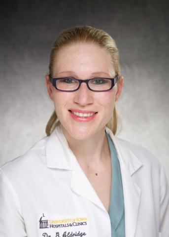 Georgina M. Aldridge, MD, PhD