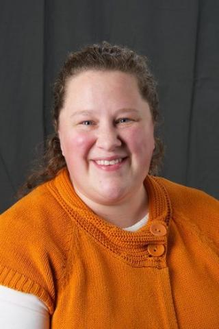 Emily M. Andrews, portrait