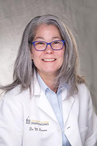 Mary Beth Fasano, MD, MPH portrait