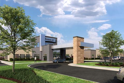 Iowa Health Network Rehabilitation Hospital