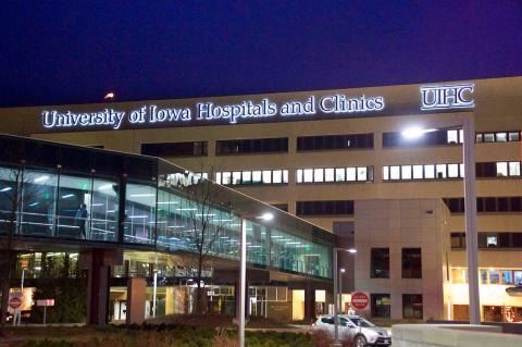 Ui Hospitals and Clinics building