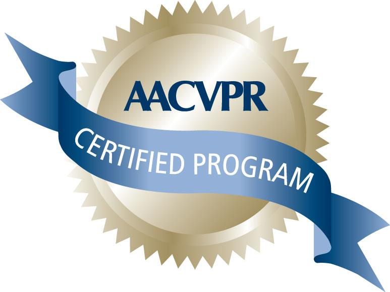 AACVPR Certified Program logo