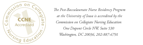 Seal of CCNE