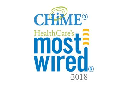 Most Wired award logo