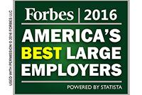 America's Best Large Employers 2016