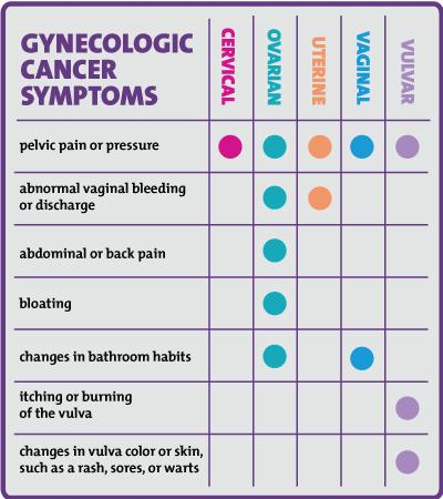 Gynecologic Cancer Fact Sheet University Of Iowa Hospitals Clinics