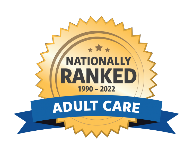 Award for adult care