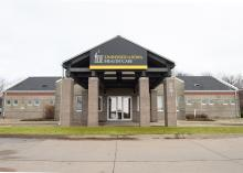 2591 Holiday Road from the street