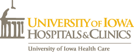 University of Iowa Hospitals and Clinics logo
