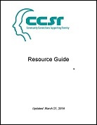 CCSR Resource Guide