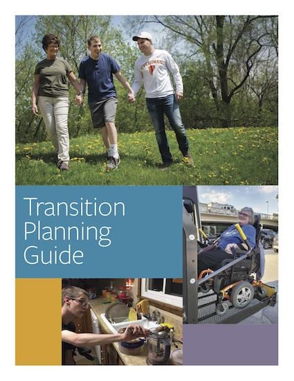 MFP Transition Planning Guide cover image