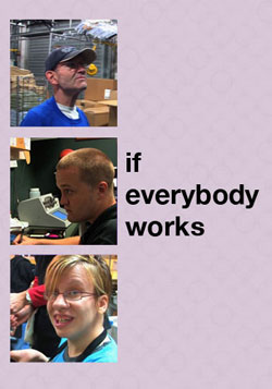 If everybody works graphic